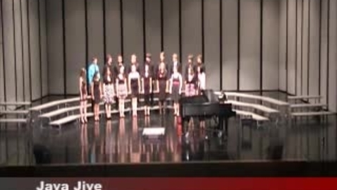 Thumbnail for entry BVHS Chamber Choir, Spring Concert, May 10, 2012