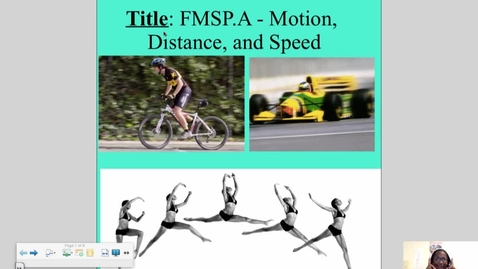 Thumbnail for entry FMSP.A Motion, Distance, and Reference Point
