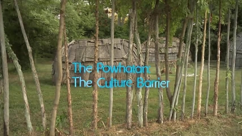 Thumbnail for entry Virginia's First People, Segment 9 — The Powhatan: The Culture Barrier