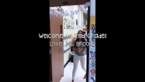 Thumbnail for entry Meet the Teacher 2020
