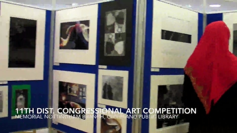 Thumbnail for entry Cleveland School of the Arts wins big at 11th District Congressional Arts competition