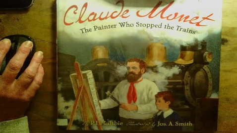 Thumbnail for entry Claude Monet The Painter Who Stopped Trains