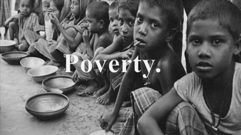 Thumbnail for entry Poverty.
