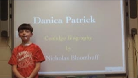 Thumbnail for entry Biography Presentations (2W part 2)
