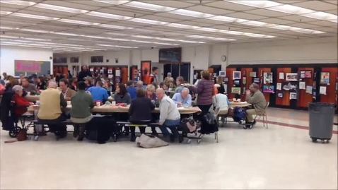 Thumbnail for entry Empty Bowls fills stomachs and hearts