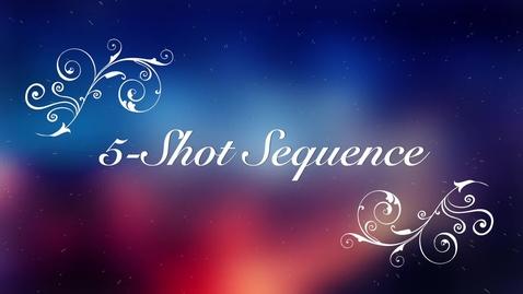Thumbnail for entry Keegan: 5-Shot Sequence