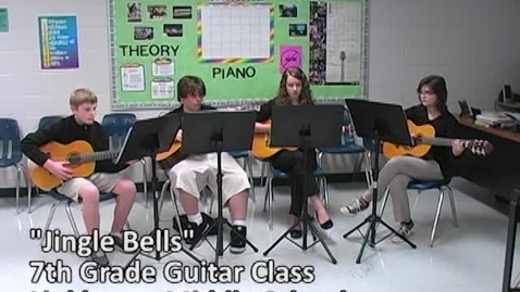 Thumbnail for entry LMS GUITAR CLASS