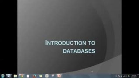 Thumbnail for entry Intro to Database Searches (Mrs. Kohlman's presentation)