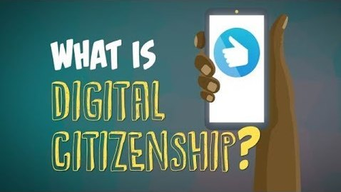 Thumbnail for entry Grade 4:   Assignment #1 - First Video (What Is Digital Citizenship?)