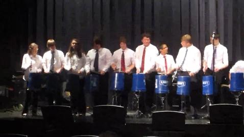 Thumbnail for entry Drumline @ Smithsburg High School