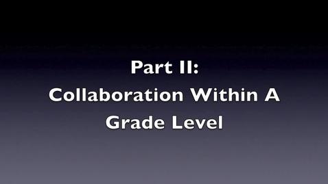 Thumbnail for entry Piedmont Public Schools Collaboration Series Part II