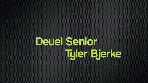 Thumbnail for entry Tyler B.