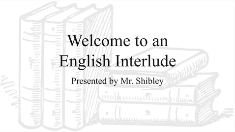 Thumbnail for entry Introductory Lecture: Week 4 (all classes)