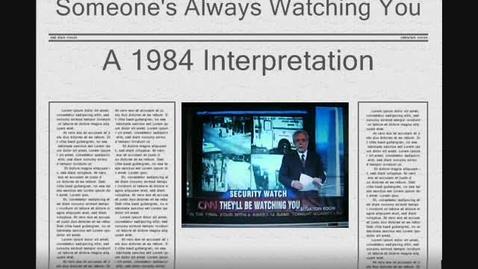 Thumbnail for entry 1984 Interpretation