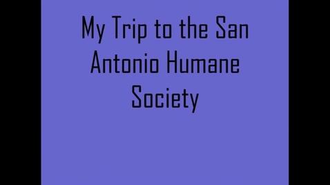 Thumbnail for entry SA Humane Society BD