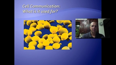 Thumbnail for entry Cell Communication