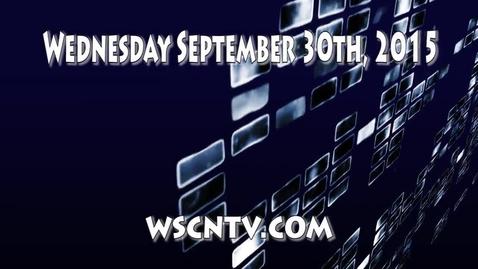 Thumbnail for entry WSCN 09.30.15