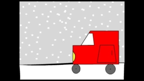 Thumbnail for entry Winter Driving PSA (Animation)