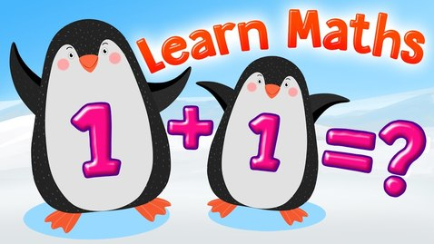 Thumbnail for entry Learn Addition up to 10 | Addition 1 to 9 | Math for Kindergarten & 1st Grade | Kids Academy