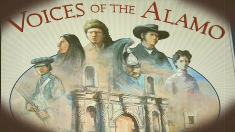 Thumbnail for entry The Alamo: Texas history
