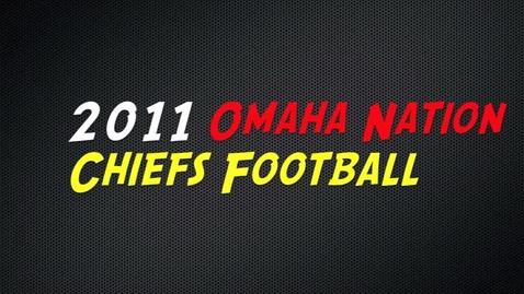 Thumbnail for entry 2011 Omaha Nation Football Game 4
