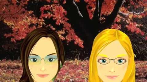 Thumbnail for entry Puppet Pals: Why Leaves Change Color by Madeline
