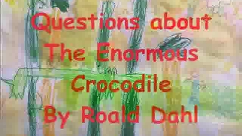 Thumbnail for entry Students' questions about Roald Dahl