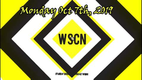 Thumbnail for entry WSCN 10.07.19 Daily Show