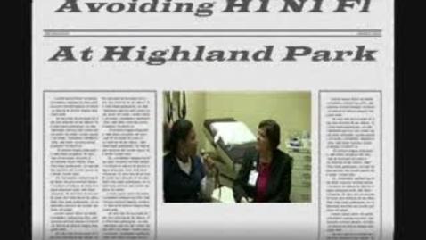 Thumbnail for entry Avoiding the H1 H1 flu