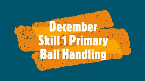 Thumbnail for entry December Skill 1 - Primary