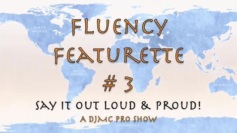 Thumbnail for entry Fluency Featurette #3