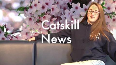 Thumbnail for entry Catskill News 4.17.15