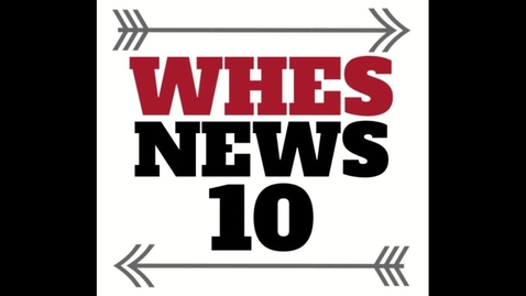 Thumbnail for entry WHES News 10_March 13, 2020