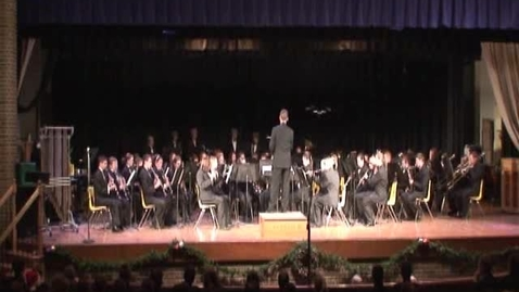 Thumbnail for entry Lapeer West Holiday Band Concert