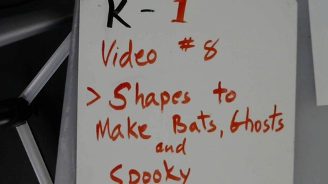 Thumbnail for entry Kinder and 1st Grade video #8