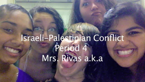 Thumbnail for entry Israeli-Palestinian Conflict