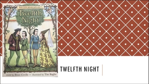 Thumbnail for entry twelfth night