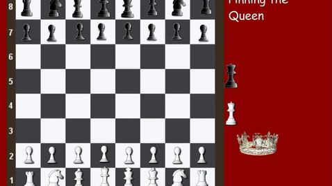 Thumbnail for entry Tricky Tactics 18 Pinning the Queen Part 2