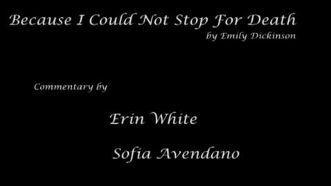 Thumbnail for entry WD_4th Period_White Avendano