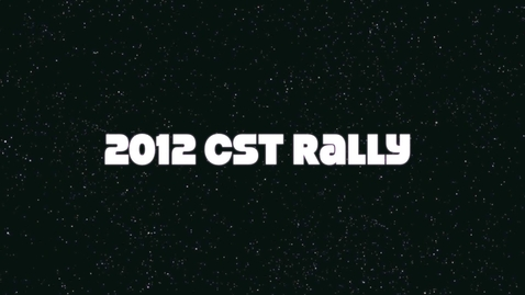 Thumbnail for entry Huskies CST Rally