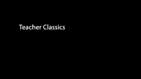 Thumbnail for entry Teacher Classic 4