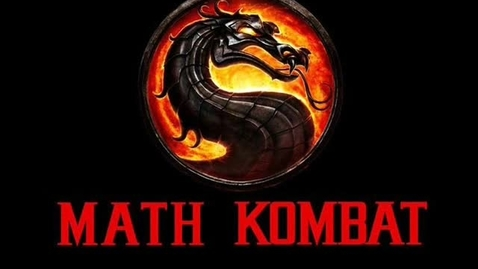 Thumbnail for entry Math Kombat - Sets of Numbers