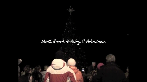 Thumbnail for entry North Beach Holiday Parade and Tree Lighting