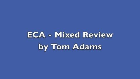 Thumbnail for entry ECA Prep - Mixed Review