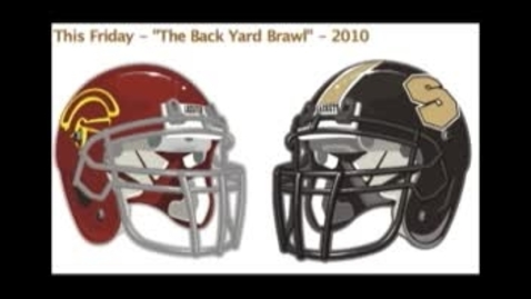 Thumbnail for entry Sprayberry Football Show-Week 2