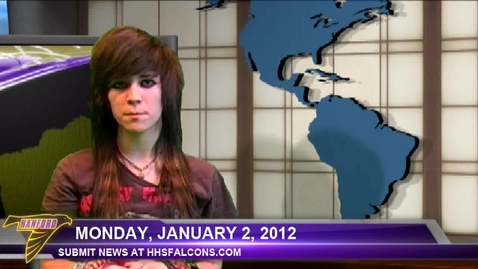 Thumbnail for entry January 01, 2012