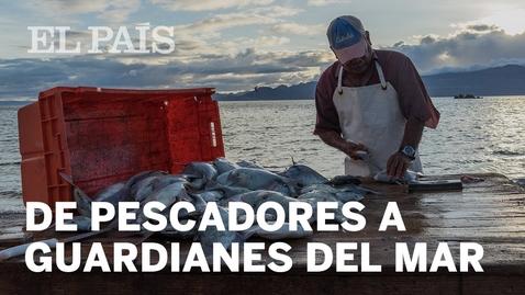 Thumbnail for entry De pescadores a guardianes del mar: la historia del primer refugio pesquero de México