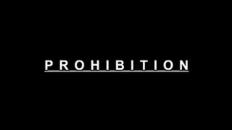 Thumbnail for entry Prohibition