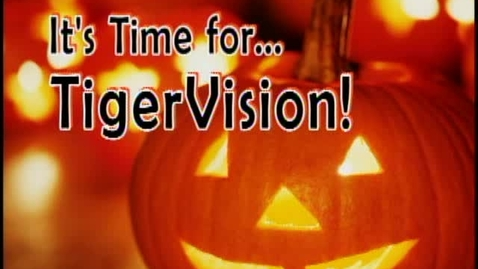 Thumbnail for entry TigerVision LIVE Announcements 10-29-10