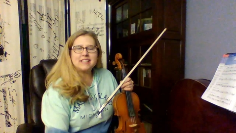Thumbnail for entry 7th Gr Violin Str Basics Pg 34-35